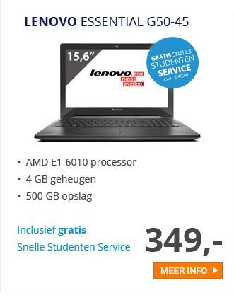 Lenovo Essential G50-80
