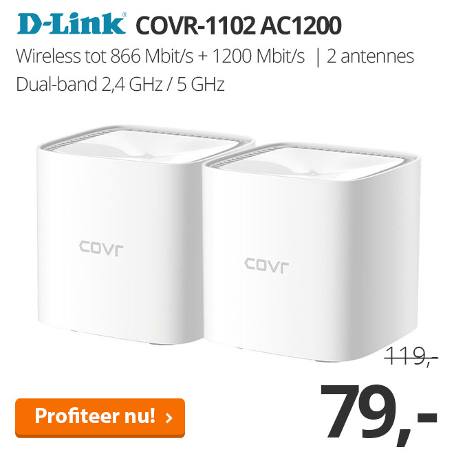 D-Link COVR-1102 AC1200