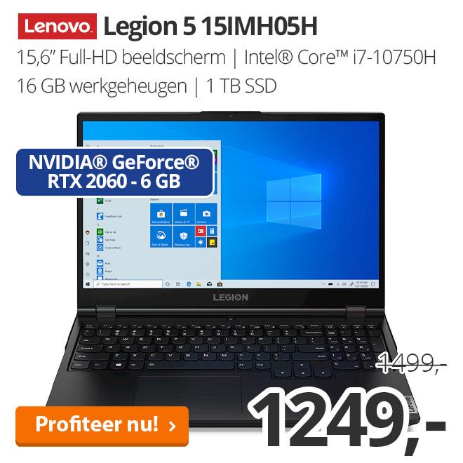 Lenovo Legion 5 15IMH05H - 81Y60093MH