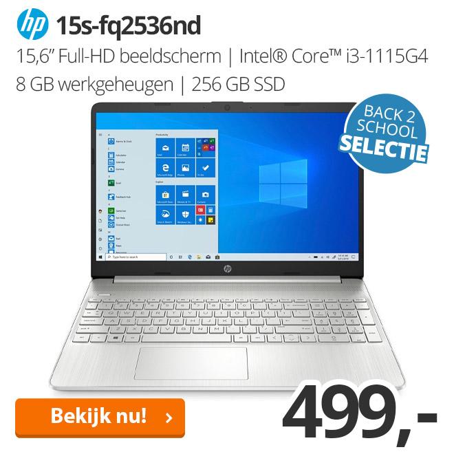 HP 15s-fq2536nd