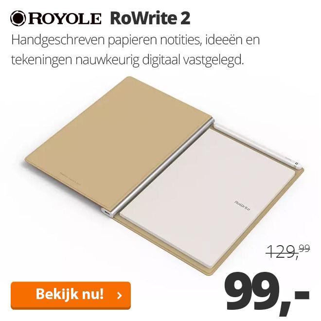 Royole RoWrite 2