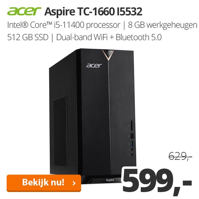 Acer Aspire TC-1660 I5532